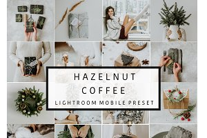 Mobile  Preset HAZELNUT COFFEE