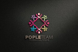 People Team Logo
