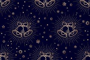 Christmas pattern. Seamless