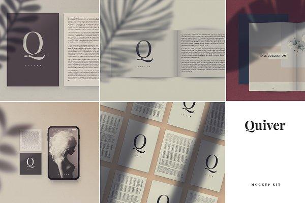 Product Mockups: Tugcu Design Co. - Quiver - Mockup & Scene Creator