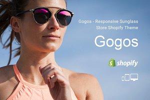 Gogos Responsive Store Shopify Theme