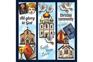 Christian community religious