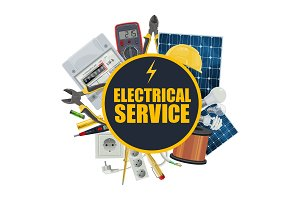 Electricity, equipment, service