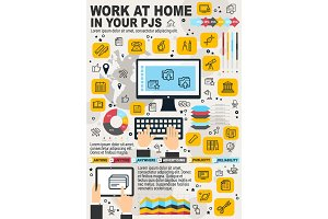 Freelance work and internet business