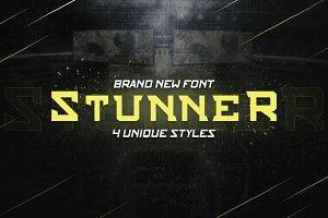 STUNNER - NFC Font Family ( 50%OFF )