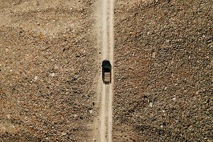Off Roading From Above