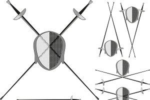 saber for fencing