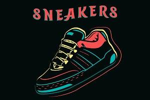 Sneakers street style design