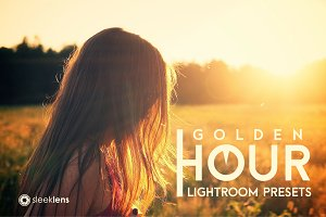Golden Rush Hour Lightroom Presets