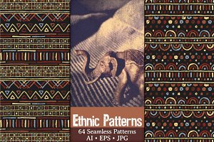 Ethnic patterns