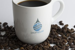 Drop House Logo