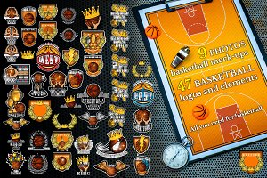 Basketball elements