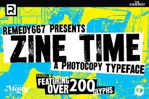 Zine Time