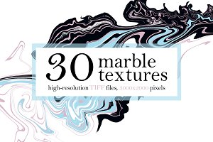 30 Beautiful Marble Textures