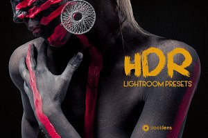 HDR Visions Lightroom Presets Bundle