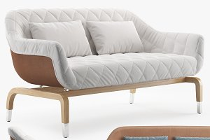 "outdoor sofa SMANIA ""FIGI"""