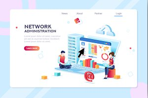 Data Center Administration Concept