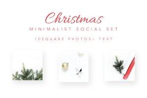 Christmas Instagram photos