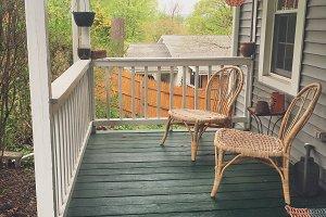 Friendly Porch