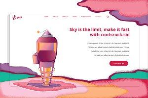Yelli Construction Web Header
