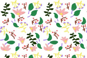 Might as Well Be Spring - Pattern