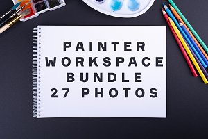 Painter Workspace Bundle