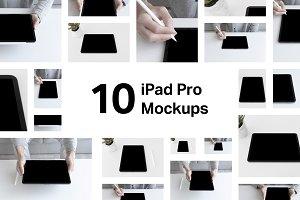 10 iPad Pro (3rd Generation) Mockups