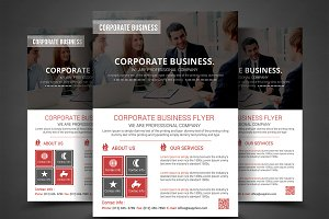 Business Flyers Print Templates