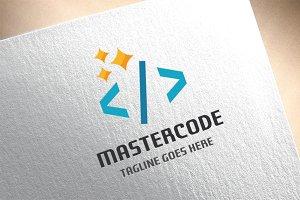 Master Code Logo