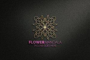 Flower Mandala Logo