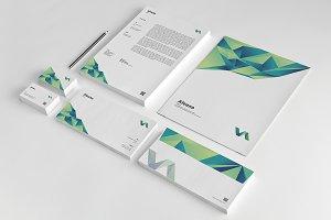 Brand Identity - V04