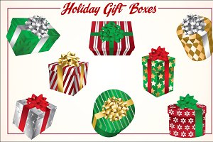 Holiday Gift Box Set