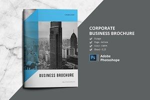Business Brochure V837