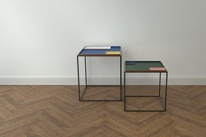 Design Side Table Fama