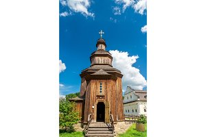 Castle church of Resurrection at