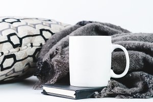 Cozy Mug Mockup