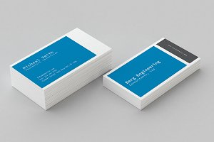 Minimal Business Card Vol 3