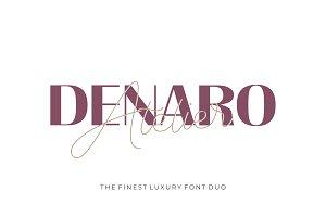 Denaro Font Duo