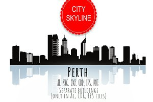 Perth Svg, Australia city