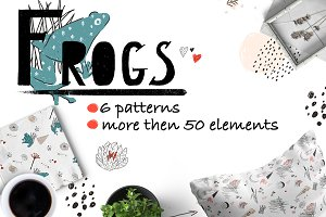 Frogs | Patterns