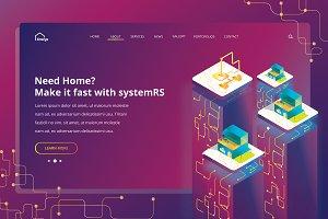 Gracys - Real Estate Web Header