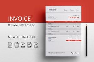Invoice & Letterhead