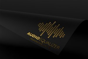 Audio Equalizer Logo