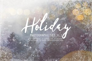 Holiday Photography set 2