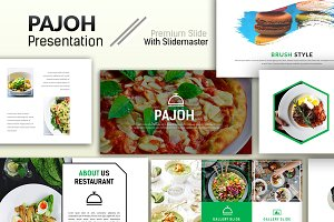 Pajoh - Restaurant Template