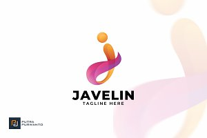 Javelin - Logo Template