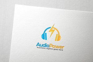 Audio Power Logo