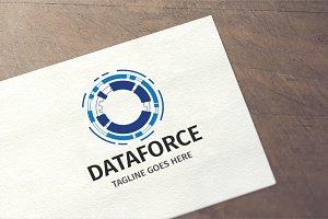 Data Force Logo