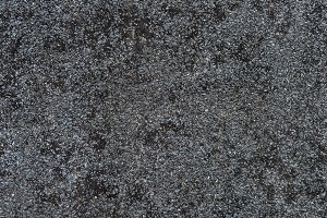 Black textured surface abstract back