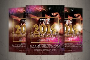 New Year Eve Flyer / Poster